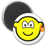 Ear ring buddy icon   fridge_magents_magnet