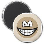 Sepia picture smile   fridge_magents_magnet
