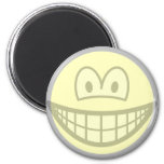 Transparent smile   fridge_magents_magnet