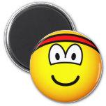 Headband emoticon   fridge_magents_magnet