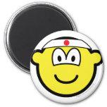 Ninja buddy icon   fridge_magents_magnet