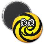Hypnotic emoticon   fridge_magents_magnet