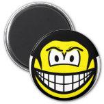 The Rock smile WWF  fridge_magents_magnet