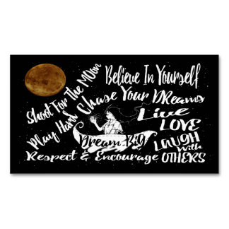 Fridge Magnet Inspirational Motivational Quote