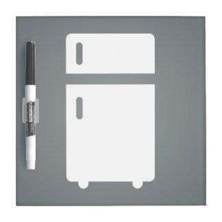 Fridge Refs Graphic Dry-Erase Board