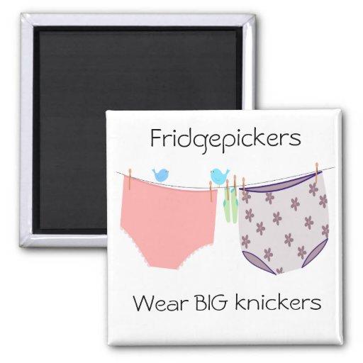 Fridgepickers Magnet