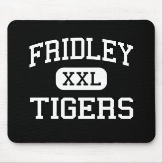 Fridley - Tigers - High School - Fridley Minnesota Mouse Mats