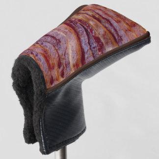 Fried bacon golf head cover