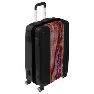 Fried bacon luggage
