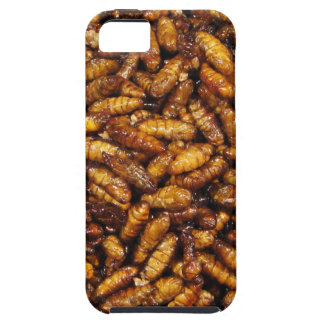 Fried Bamboo Worms ... Thai Street Food iPhone SE/5/5s Case