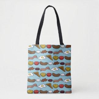Fried Breakfast Tote Bag