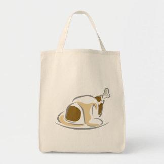 Fried Chicken & Gravy Tote Bag