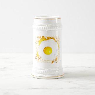 Fried_Egg Beer Stein