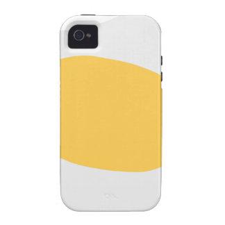 Fried Egg Vibe iPhone 4 Case