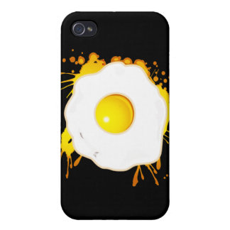 Fried_Egg Covers For iPhone 4