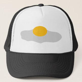 Fried Egg Icon Trucker Hat