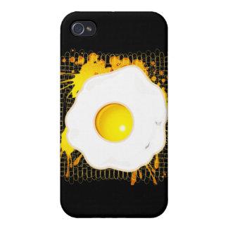 Fried_Egg iPhone 4 Case
