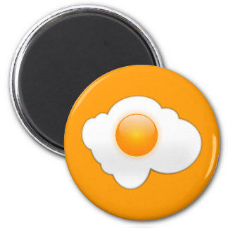 Fried Egg Magnet