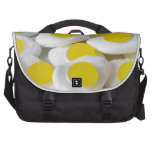 Fried egg sweets commuter bags