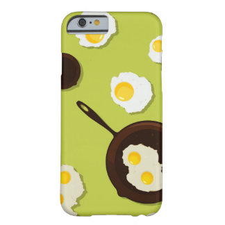 Fried Eggs Fun Food Design Barely There iPhone 6 Case