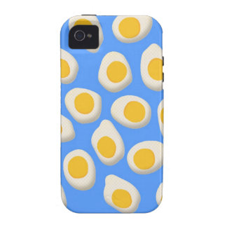Fried eggs iPhone 4 Case-Mate iPhone 4 Cover