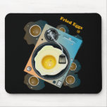 Fried Eggs Mouse Pads