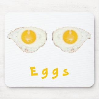 Fried Eggs Mousepad