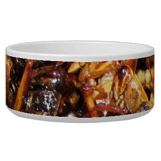 Fried Grasshopper (Takkataen Thot) Asian Food Bowl