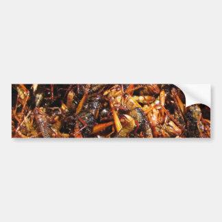 Fried Grasshopper (Takkataen Thot) Car Bumper Sticker