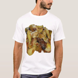 fried potatoes and onions with cheese.jpg T-Shirt