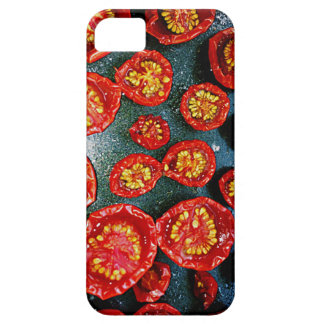 Fried red tomato iPhone SE/5/5s case