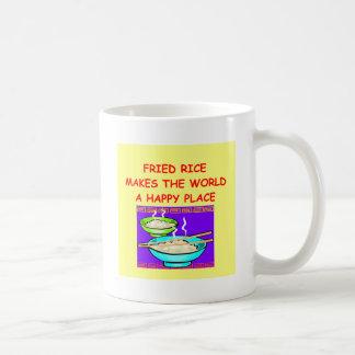 fried rice coffee mug
