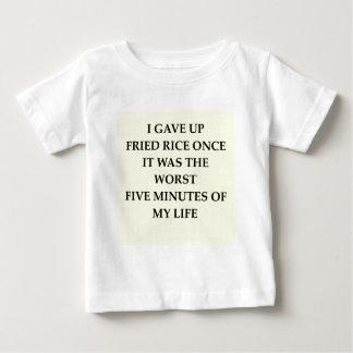 FRIED rice Tshirts