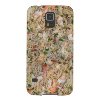 Fried Rice with Shrimp Galaxy S5 Case