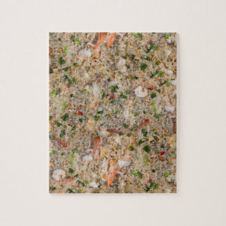 Fried Rice with Shrimp Jigsaw Puzzle