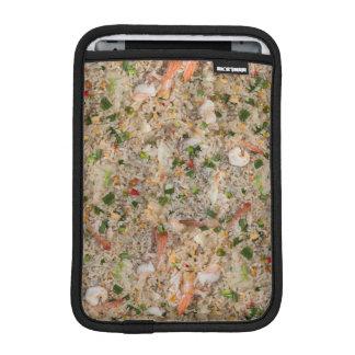 Fried Rice with Shrimp Sleeve For iPad Mini