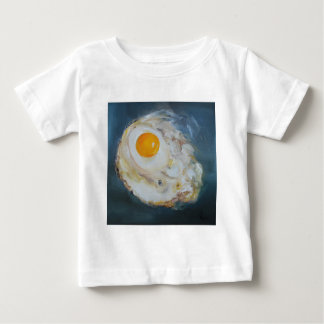 Fried Sunny-Side-Up Egg Baby T-Shirt