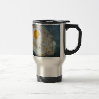 Fried Sunny-Side-Up Egg Travel Mug