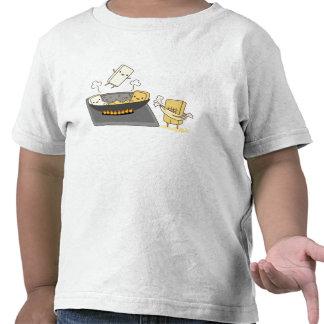 Fried Tofu Toddler T-Shirt