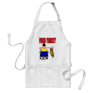 Fried Turkey Adult Apron