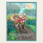 "Frieda Tails monthly/weekly planner<br><div class=""desc"">Plan your own adventures with this weekly/monthly planner (you choose) featuring artwork from Frieda Tails Volume 2,  part of the award-winning series of children&#39;s books.</div>"
