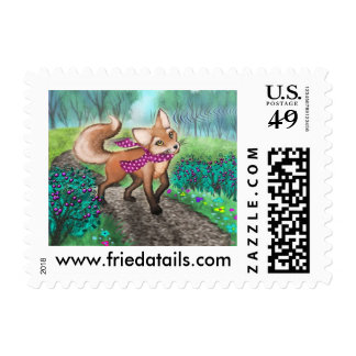 Frieda Tails stamps - Volume 2