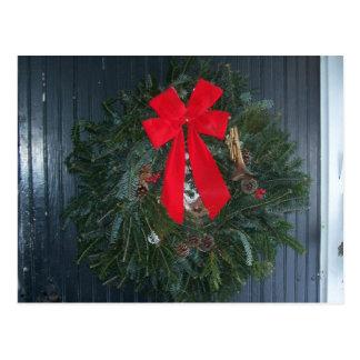 Frieda's Wreaths Postcard