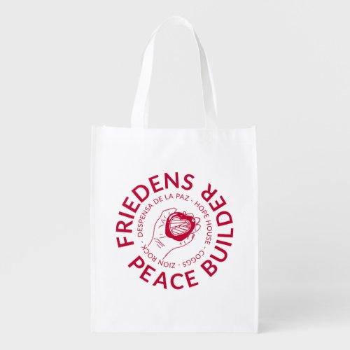 Friedens Peace Builder Bag