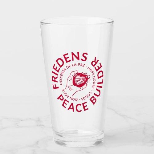 Friedens Peace Builder Glass