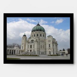 Friedhofskirche Zum Heiligen Karl Borromäus Envelope