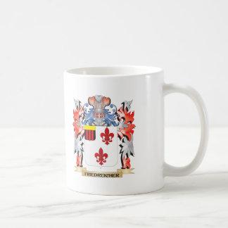 Friedreicher Coat of Arms - Family Crest Coffee Mug