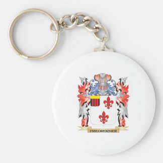 Friedreicher Coat of Arms - Family Crest Keychain