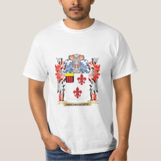 Friedreicher Coat of Arms - Family Crest T-Shirt