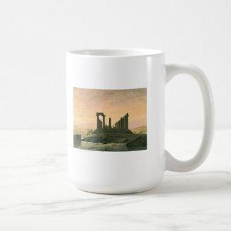 Friedrich Casper Art Classic White Coffee Mug
